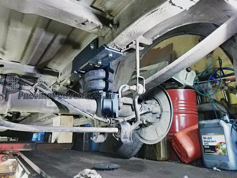 пневмоподвеска задняя подрессорная Спринтер 3