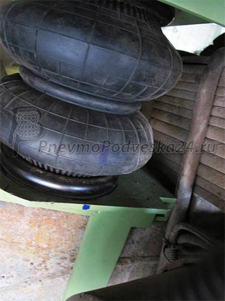 Пневматическая рессора GAZ Valday 3310