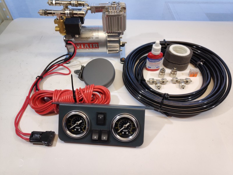 Система подготовки воздуха для Спринтер