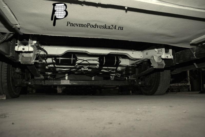 Усиление рессор автодом Дукато