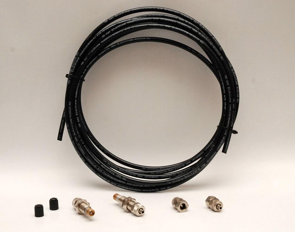 Комплект удлинения подкачки для универсальной пневмоотбойников с крепежом 2 контура.