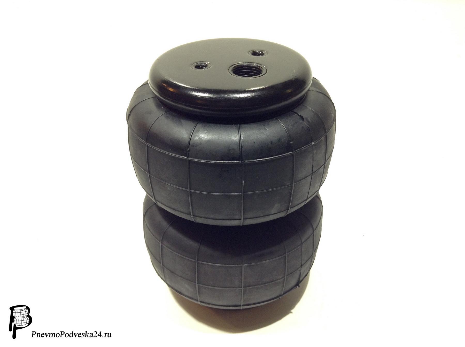 Пневмоподушка 160D2 (сильфон закрытого типа) .